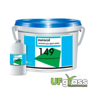 Клей для искусственной травы Forbo 149 Euromix PU Sport Extra